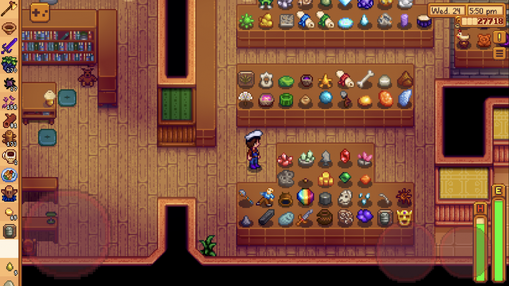 Mobile Bug Artifacts Found Not Showing In Collection Stardew Valley Forums I equipped magnets and the treasure hunter tackle and fished it out of the lake where demetrius stands, twice. bug artifacts found not showing