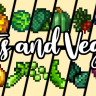 PPJA - Fruits and Veggies